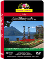 Italy Relaxation DVD